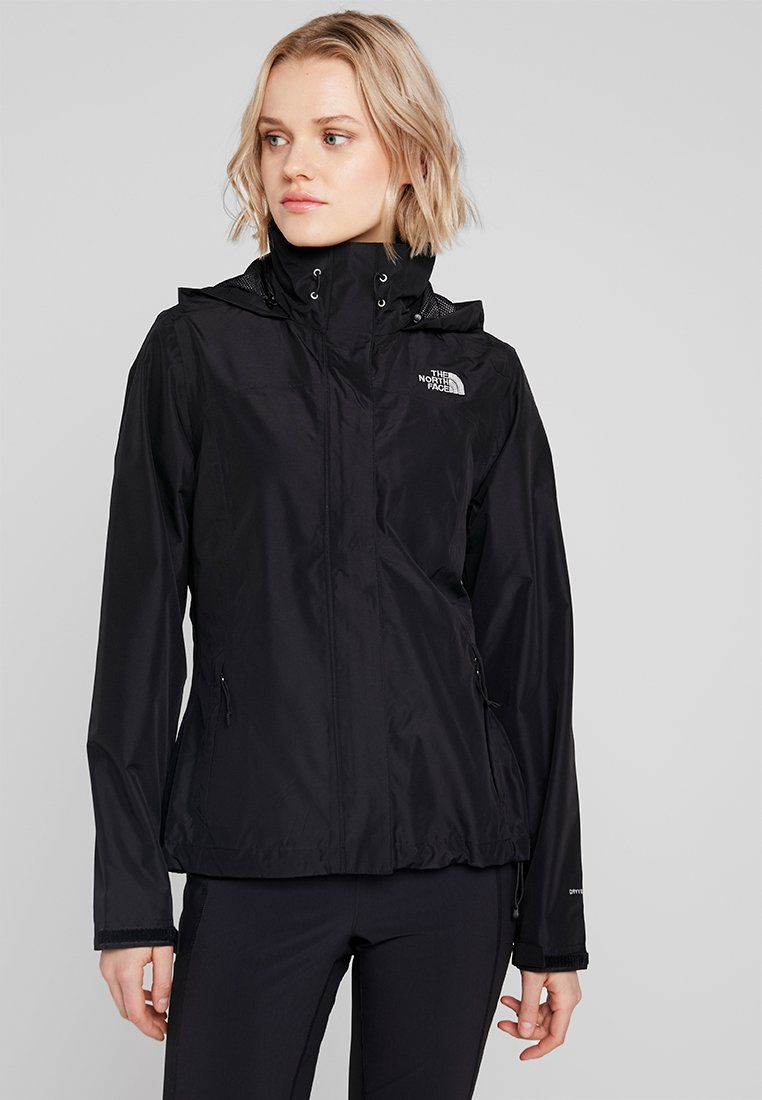 The North Face - SANGRO JACKET - Hardshell jacket - tnf black