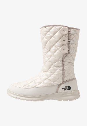 THERMOBALL - Winter boots - pumice stone/black