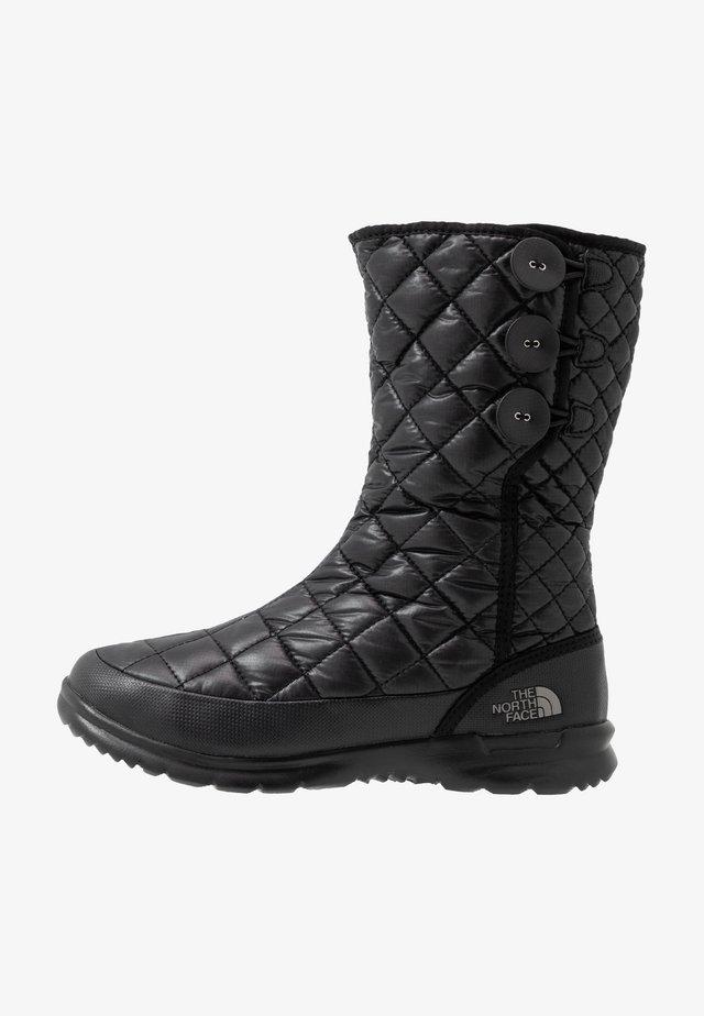 THERMOBALL - Śniegowce - black/titanium