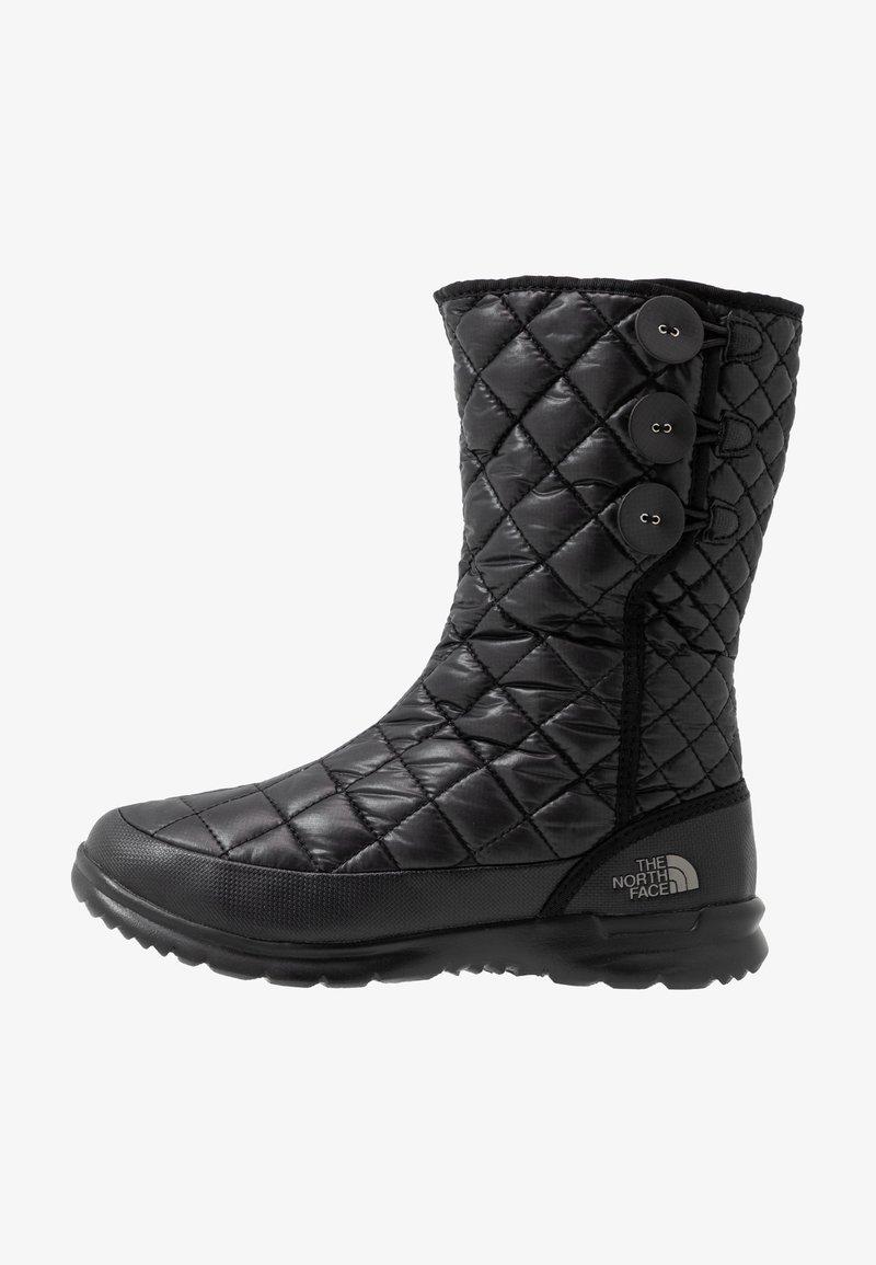 The North Face - THERMOBALL - Botas para la nieve - black/titanium