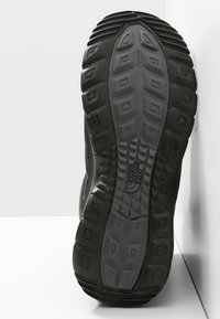 The North Face - THERMOBALL LACE II - Vinterstøvler - shiny black/iron gate grey - 4