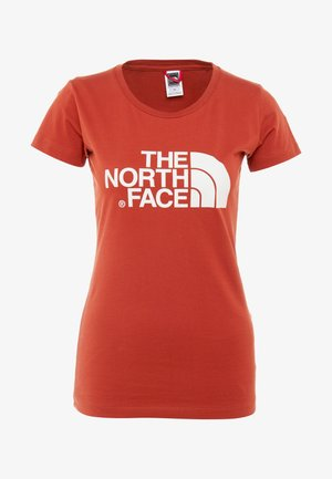 EASY TEE - T-shirts med print - picante red