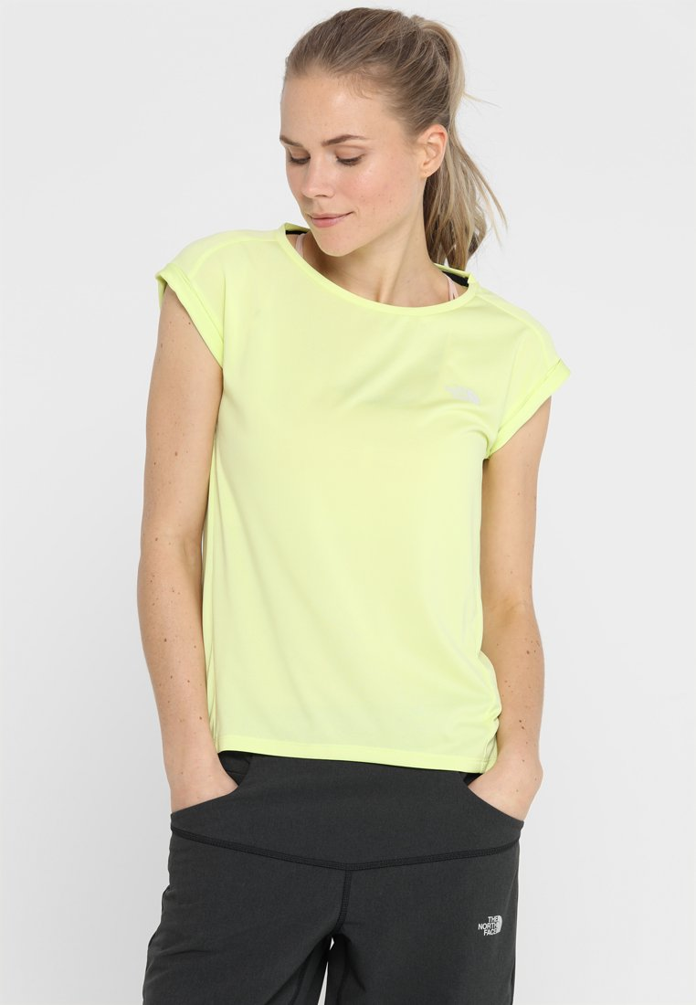 The North Face - TANKEN TANK  - Camiseta básica - exotic green