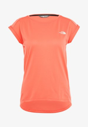 TANKEN TANK  - T-shirt basic - radiant orange