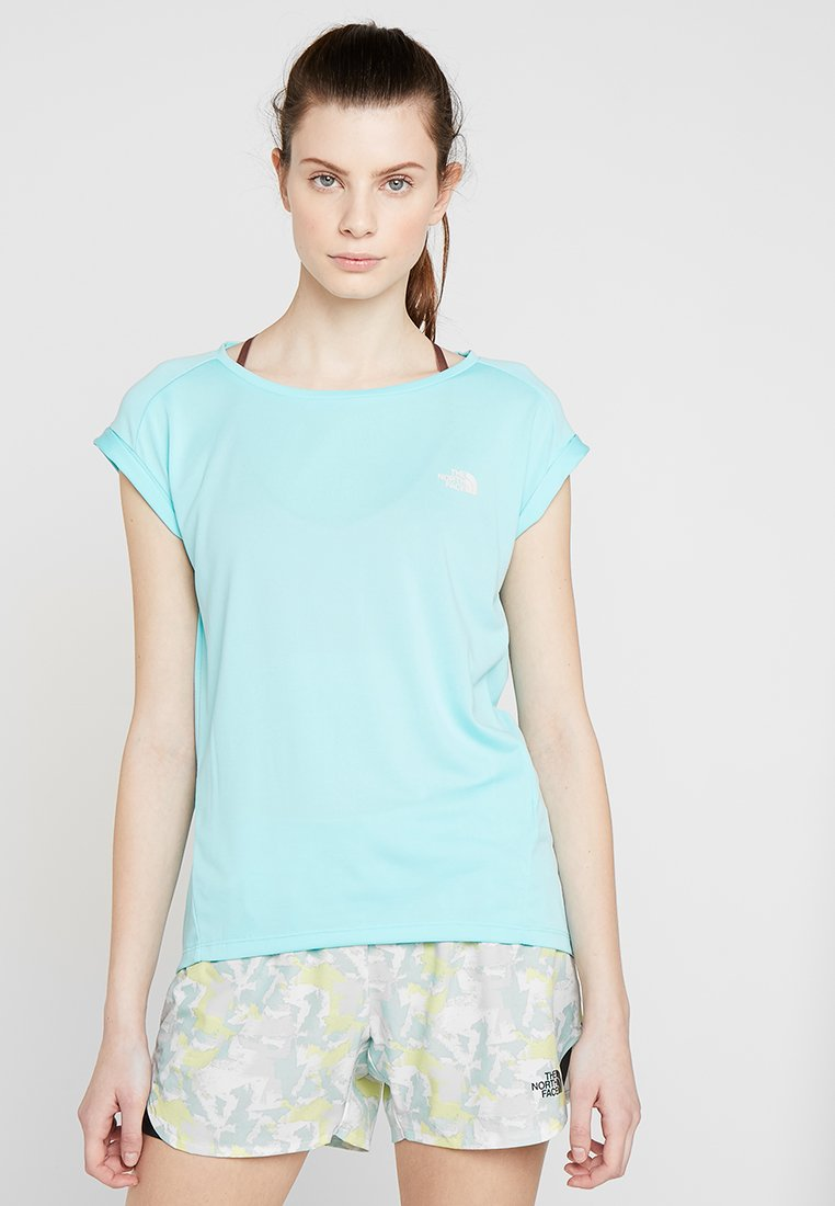 The North Face - TANKEN TANK  - T-Shirt basic - mint blue