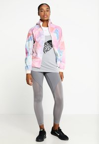 The North Face - GRAPHIC PLAY HARD  - Top - tin grey heather - 1
