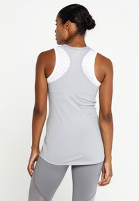 The North Face - GRAPHIC PLAY HARD  - Top - tin grey heather - 2