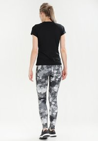 The North Face - WOMENS FLEX - T-Shirt basic - black - 2