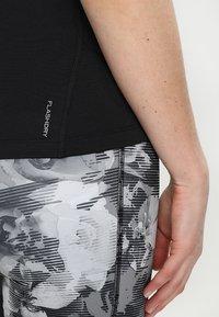 The North Face - WOMENS FLEX - T-Shirt basic - black - 4