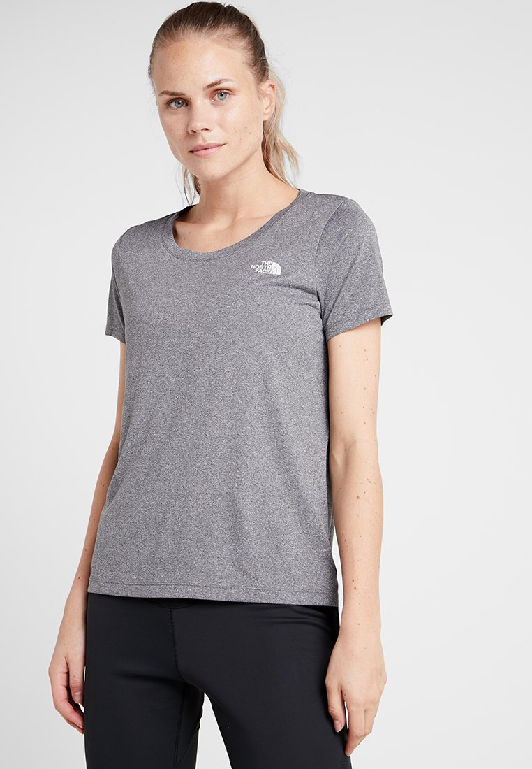 The North Face - QUEST TEE   - Funktionstrøjer - medium grey