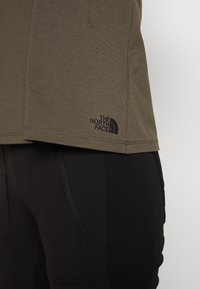 The North Face - WOMENS NORTH DOME TANK - Topper - new taupe green/black - 3