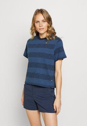 WOMEN'S STRIPE - T-shirts print - urban navy