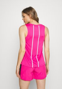 The North Face - WOMENS GLACIER TANK - Sports shirt - mr pink - 2