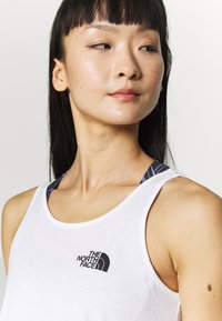 The North Face - TANK - Top - white - 3