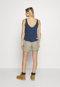 The North Face - TANK - Top - blue wing teal - 2