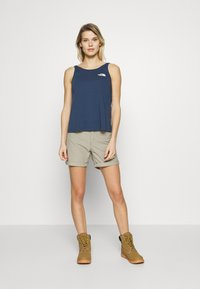 The North Face - TANK - Topper - blue wing teal - 1