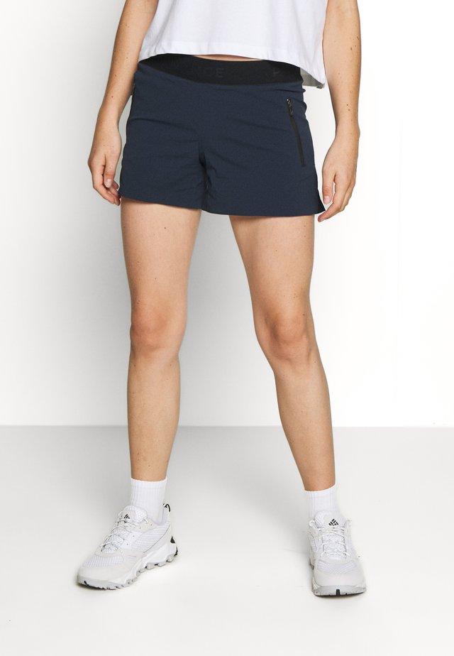 CROPPED SIMPLE DOME TEE - Camiseta estampada - white