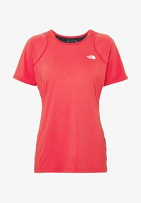The North Face - AMBITION  - Print T-shirt - cayenne red - 3