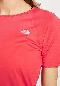 The North Face - AMBITION  - T-Shirt print - cayenne red - 4