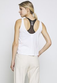 The North Face - EASY TANK - Top - white/multi - 2