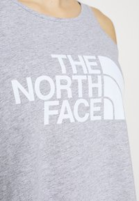 The North Face - EASY TANK - Topper - light grey heather - 4