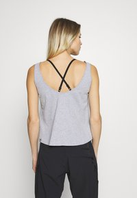 The North Face - EASY TANK - Topper - light grey heather - 2