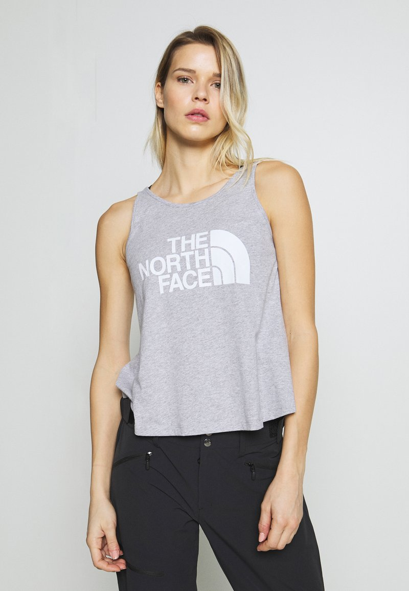 The North Face - EASY TANK - Topper - light grey heather