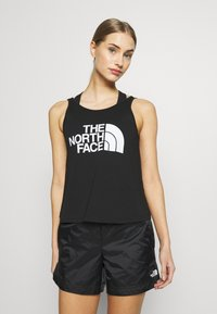 The North Face - EASY TANK - Top - black - 0