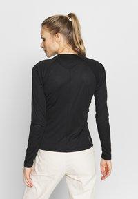 The North Face - WOMENS FLEX - Sports shirt - black - 2