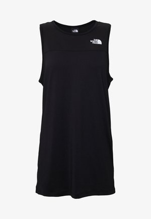 WOMENS ACTIVE TRAIL TANK - Camiseta de deporte - black