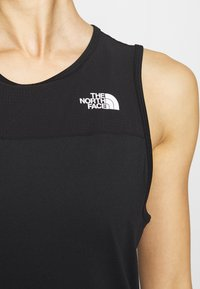 The North Face - WOMENS ACTIVE TRAIL TANK - Sportshirt - black - 5