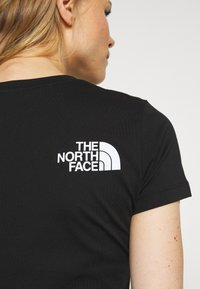 The North Face - RAINBOW TEE - T-shirts med print - black - 5