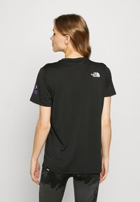 The North Face - WOMAN DAY TEE - T-Shirt print - black - 2