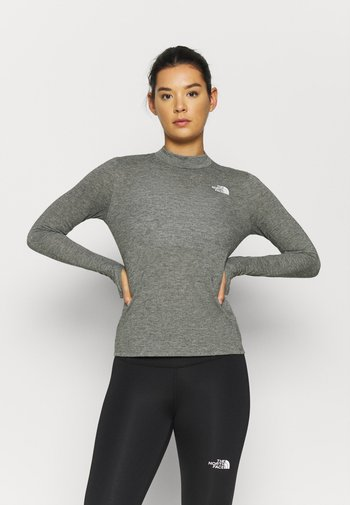 W ACTIVE TRAIL WOOL L/S