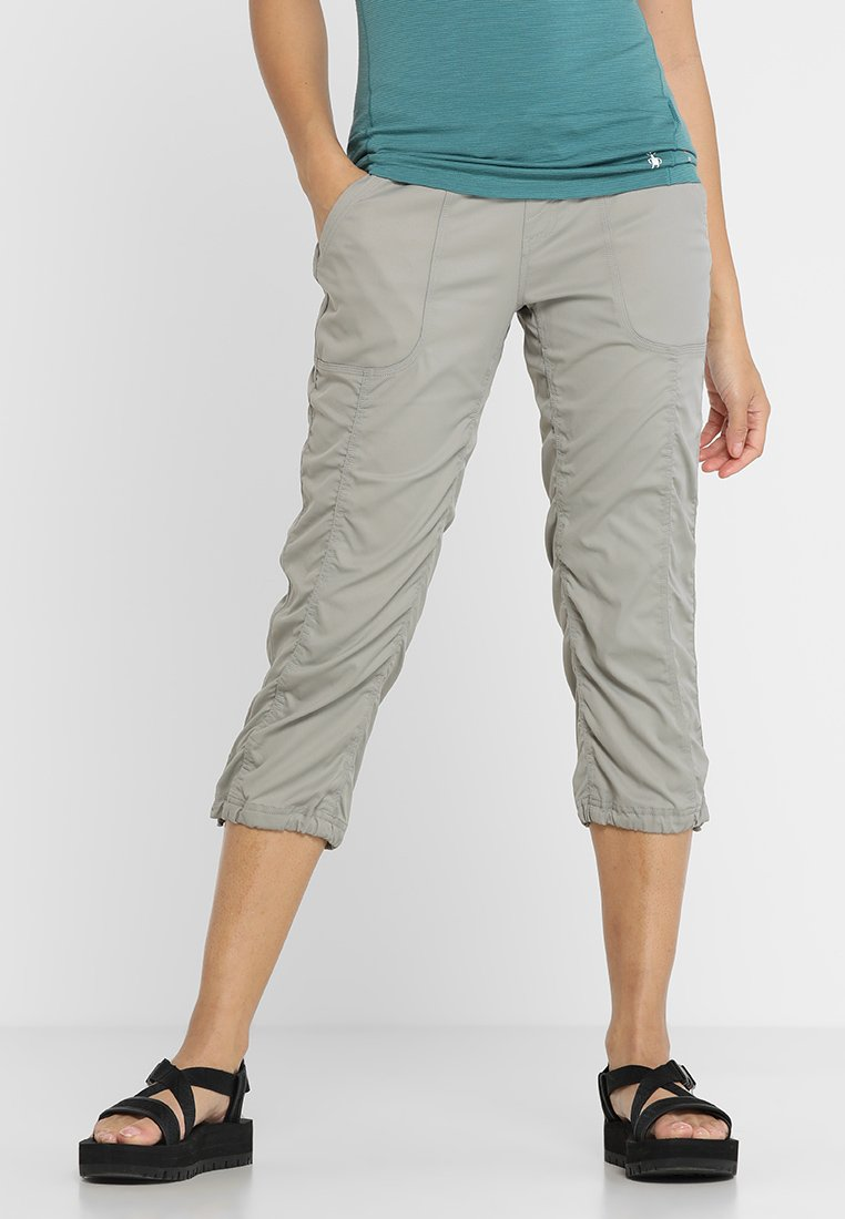The North Face - APHRODITE CAPRI - Shorts outdoor - silt grey
