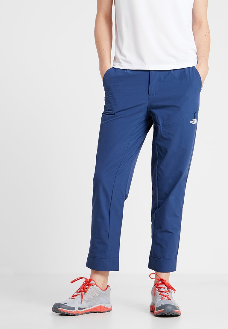 The North Face - INLUX CROPPED PANT - Bukser - blue wing teal