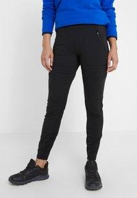 The North Face - UTLTY HIKE - Pantaloni - black - 0