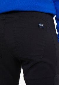 The North Face - UTLTY HIKE - Pantaloni - black - 6
