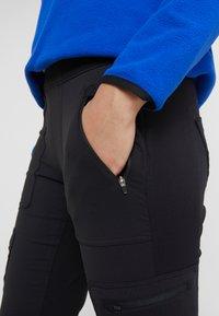 The North Face - UTLTY HIKE - Pantaloni - black - 3