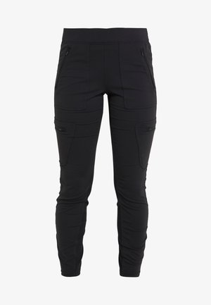 UTLTY HIKE - Trousers - black