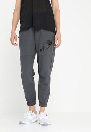 WOMENS TERRA - Tracksuit bottoms - asphalt grey