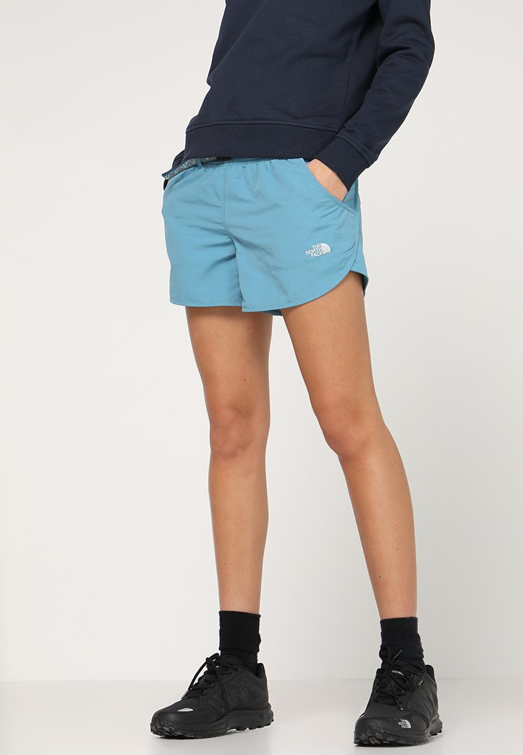 The North Face - CLASS HIKE SHORT  - Outdoor shorts - storm blue