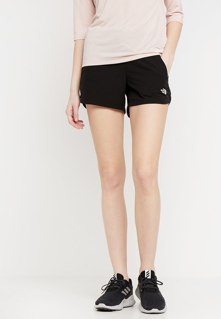 The North Face - HIKESTELLER SHORT  - Shorts - black