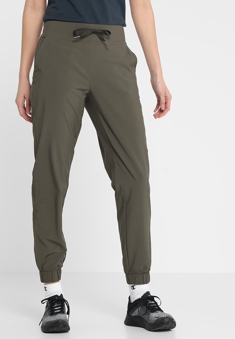 The North Face - RISE ALIGN JOGGER   - Outdoor trousers - new taupe green