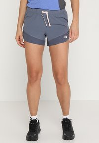 The North Face - INVENE - Outdoor shorts - grisaille grey - 0