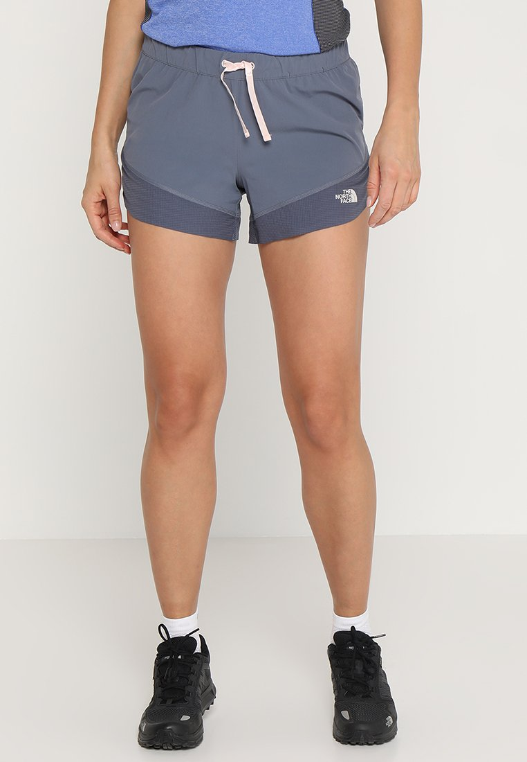 The North Face - INVENE - Outdoor shorts - grisaille grey