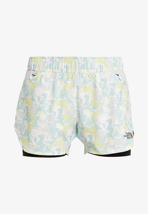 TERRA TRAINING SHORTS - Sports shorts - white rag