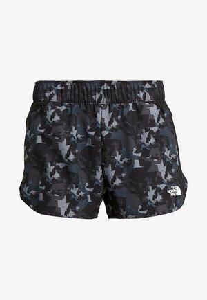 TERRA TRAINING SHORTS - Sports shorts - black crag