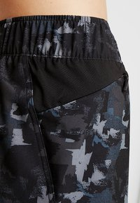 The North Face - TERRA TRAINING SHORTS - Sports shorts - black crag - 3