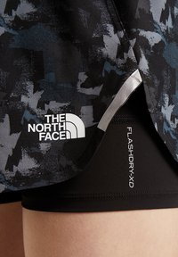 The North Face - TERRA TRAINING SHORTS - Sports shorts - black crag - 5